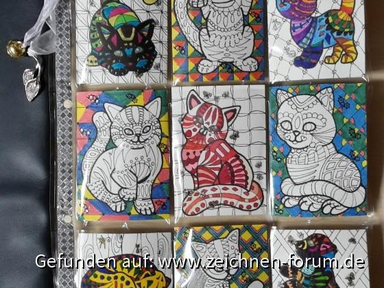 Pocket Letter - Kätzchen