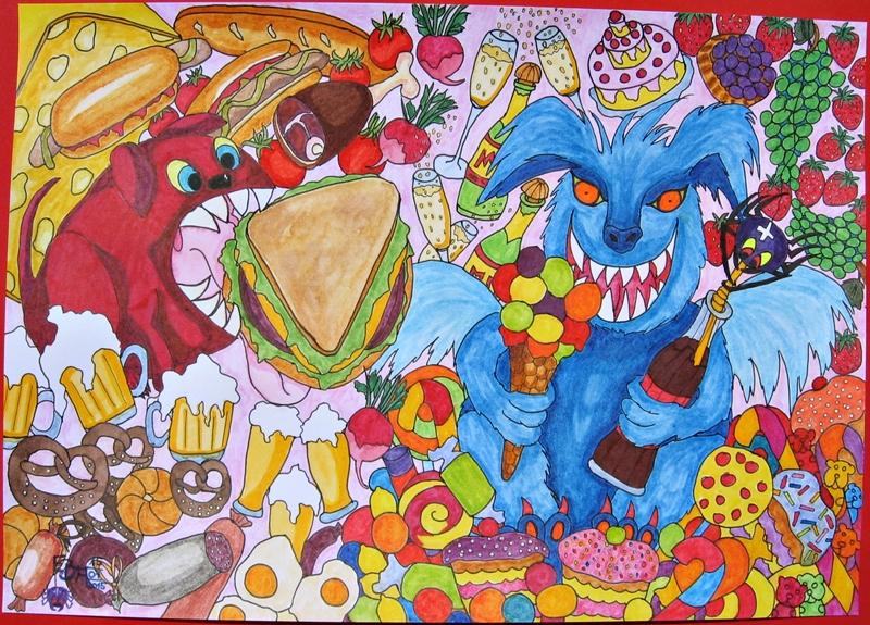 Monster Food