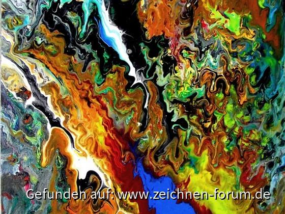 abstrakt bunt