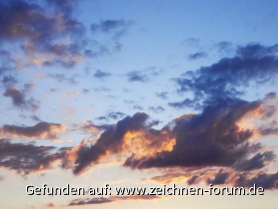 Startseitenfoto – bunte Wolken – Veboshi