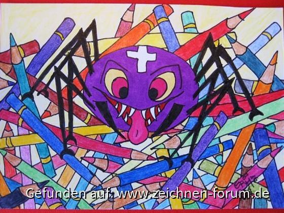 #24 TERRA12-K17-Lilac´s Buntstifte-Hort