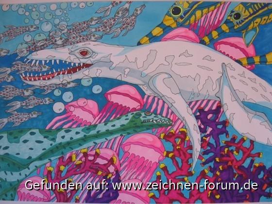 Unterwasserwelten - Primeval sea