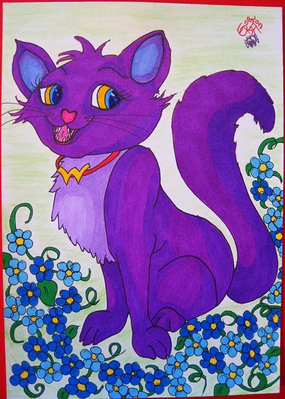 TERRA12: Wuselcat 1