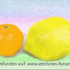 Obst digital mit ArtRage Lite von Zwerg