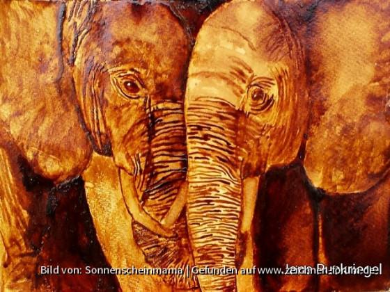 Elefanten für Georg