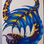 TERRA12: Blue-Seadragon