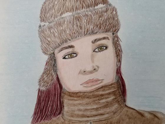 Ein Winterporträt