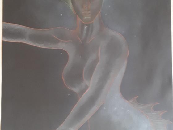 Meermaid in Pastell