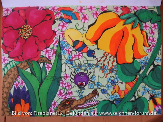 TERRA12: Im Blütental